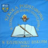 """Szkoła Podstawowa im. Żołnierzy Armii Krajowej Oddziału """"Regina II"""" w Rzepienniku Biskupim"""